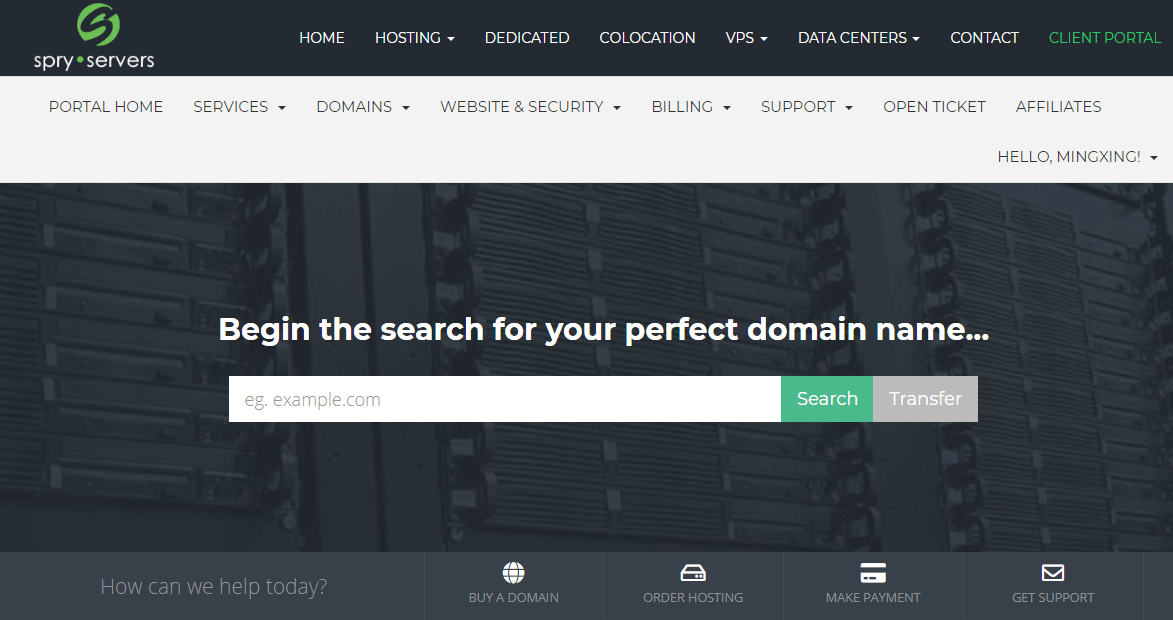VPS Name - VPS, Shared Hosting, Dedicated Servers and Domain Offers